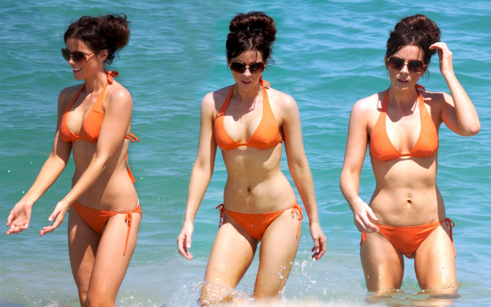Kate beckinsale hot bikini