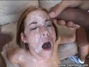Hairy squirting orgasm
