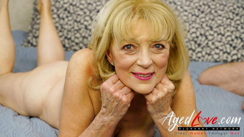 Mature grannies having sex